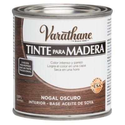 Tinte para Madera Nogal Oscuro 0,237L