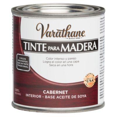 Tinte para Madera Varathane Cabernet 0,237L