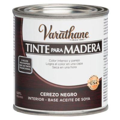 Tinte para Madera Varathane Cerezo Negro 0,237L