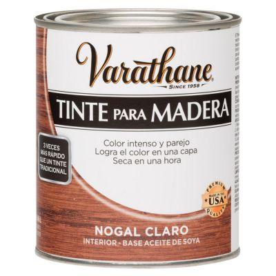 Tinte para Madera Varathane Nogal Claro 0,946L