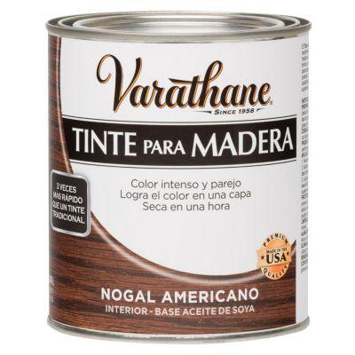 Tinte para Madera Varathane Nogal Americano 0,946L