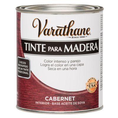 Tinte para Madera Varathane Cabernet 0,946L