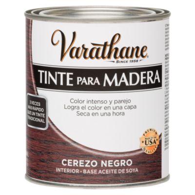 Tinte para Madera Varathane Cerezo Negro 0,946L