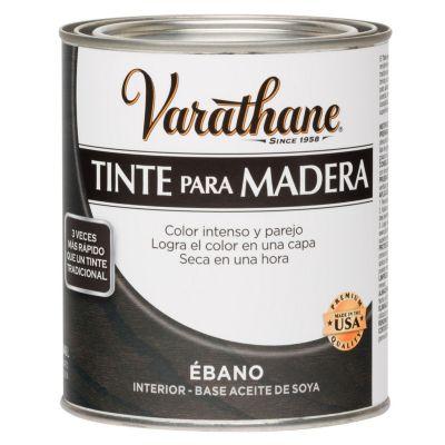 Tinte para Madera Varathane Ébano 0,946L