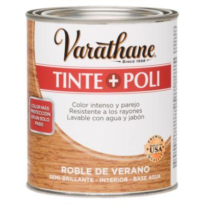 Tinte y Poliuretano Varathane Roble Verano 0,946L