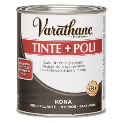 Tinte y Poliuretano Varathane Kona 0,946L