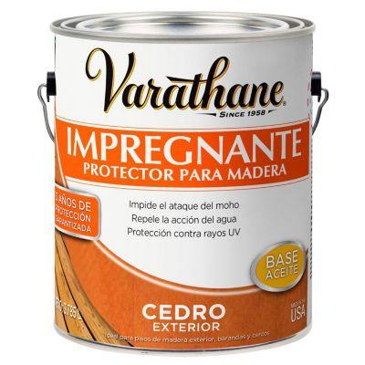 Impregnante para Madera Varathane Cedro 3,785L
