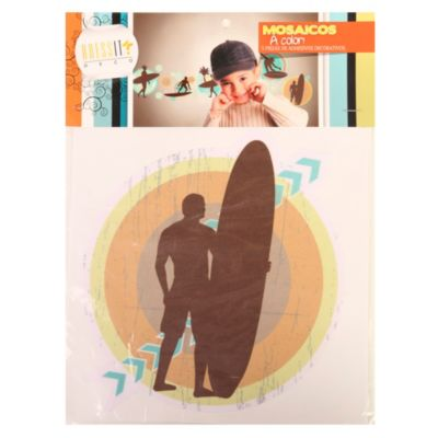 Mosaico Surf Boys