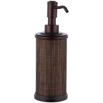 Porta jabón bronce 22cm