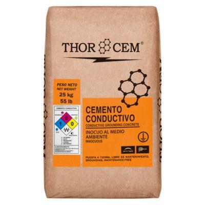 Cemento Conductivo x 25 kg