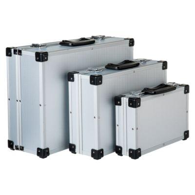 Caja de Herramientas Aluminio 3 en 1