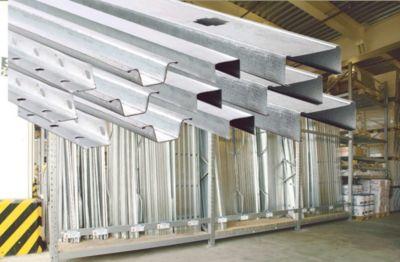 Riel de Acero 39 x 25 mm x 3 m