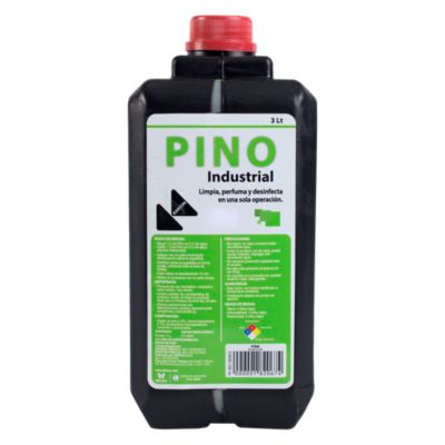 Desinfectante Pino Industrial 3 L