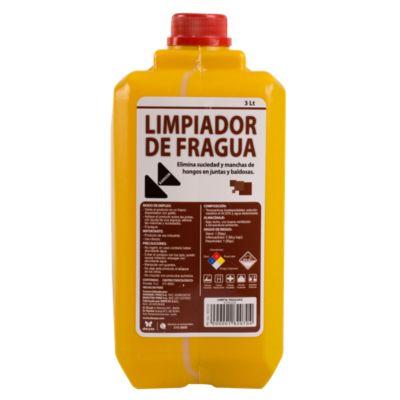 Limpiador de Fragua 3 L