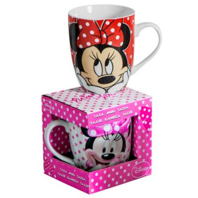 Mug Barrel Oh Minnie Dots 12 Oz
