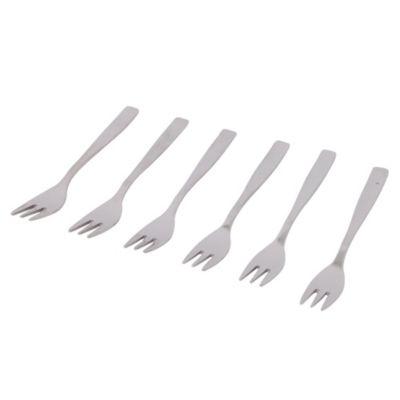Setx6 tenedor postre