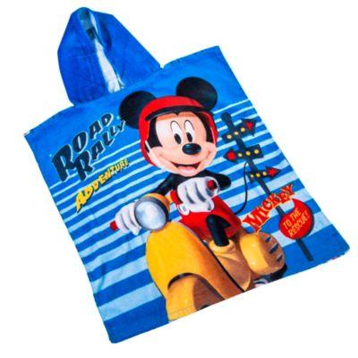 Toalla con capucha Mickey 60x120cm