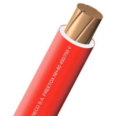 Cable LH 2.5 mm Rojo x 100 m