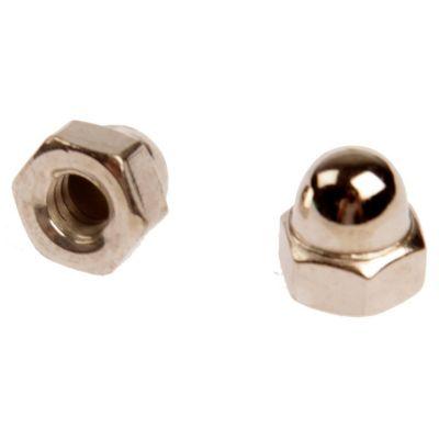 Tuerca gorro nickel 1/4 4 un 04TGA-V
