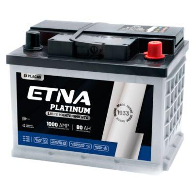 Batería para Auto 13 Placas 80Ah W-13 PL