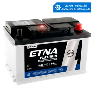 Batería para Auto 15 Placas 90Ah S-1215EM PL
