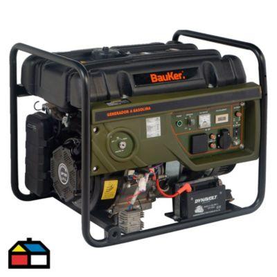 Generador a Gasolina 6000W 4T GG6300E