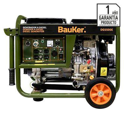Generador a Diesel 5500W 4T DG5500E