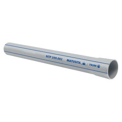 "Tubo PVC 1/2""x 5 m SP"