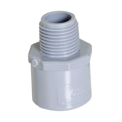 """Adaptador PVC UPR 3/4"""""""