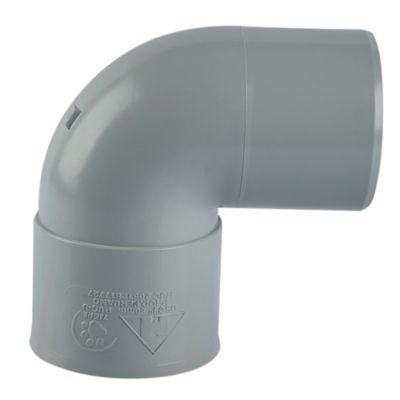 "Codo PVC para Desagüe 3"" x 90° SP"