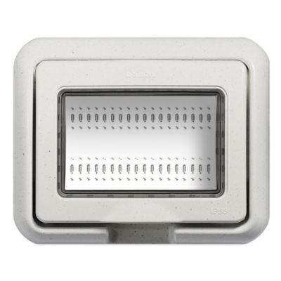 Idrobox 3 Living Light Blanco