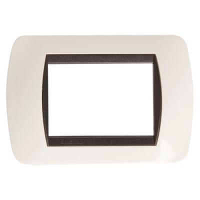Placa living resina blanco