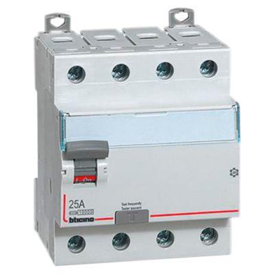 Interruptor Diferencial 4x25A Bticino