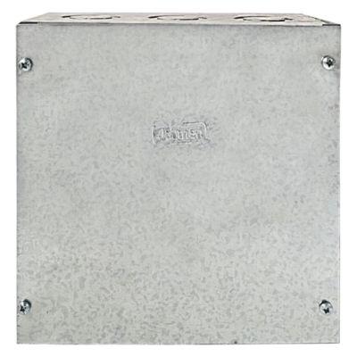 "Caja de Pase Liviana 8x8x4"""