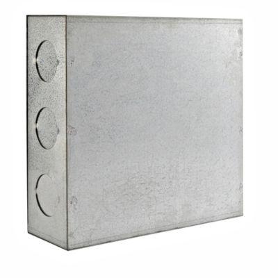 "Caja de Paso Pesada 12x12x4"""