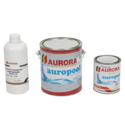 Kit para limpieza piscinas Auropol 1 gl
