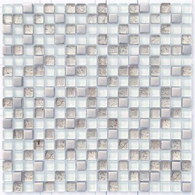Mosaico Silver 30x30cm