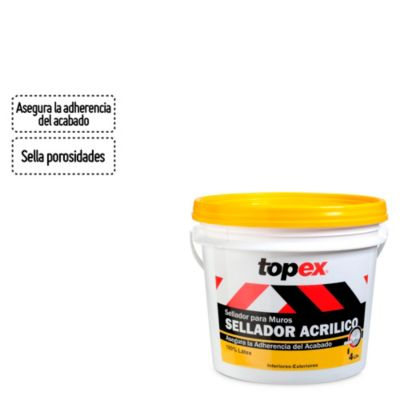 Sellador acrílico 1 gl