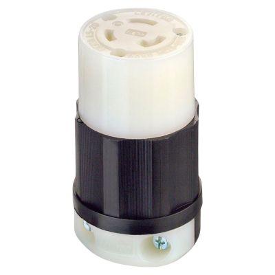 Conector 2x30A 250V L6 C/Seguro
