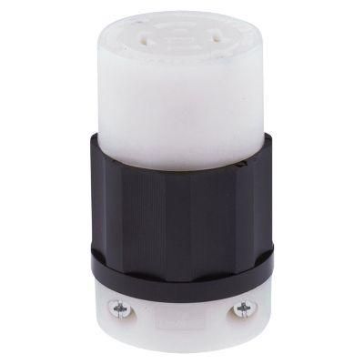 Conector 3x30A 250V L14 C/Seguro