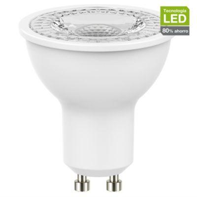 Focos LED Dicroicos 4.7W Gu10 Luz Blanca