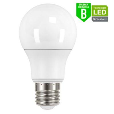 Foco LED Bulbo A60 4.7W E27 Luz Blanca