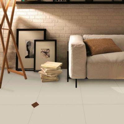 Porcelanato Arena Beige Liso 60x60 cm para piso o pared