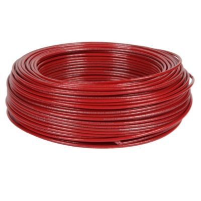 Cable THHN 12 AWG Rojo x 100 m
