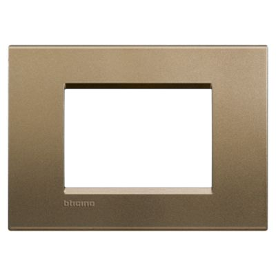 Placa Rectangular Living Light Square