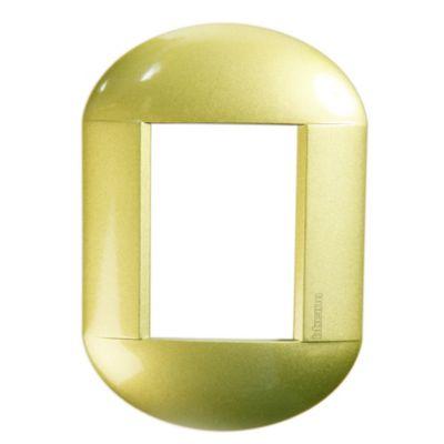 Placa metal 3modelipt citric