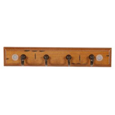 Percha Antiquewaln x 4 llaves