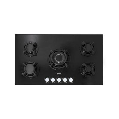 Cocina empotrable 5 quemadores SOLCO033