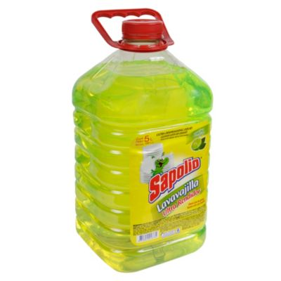 Lavavajillas limón 5L