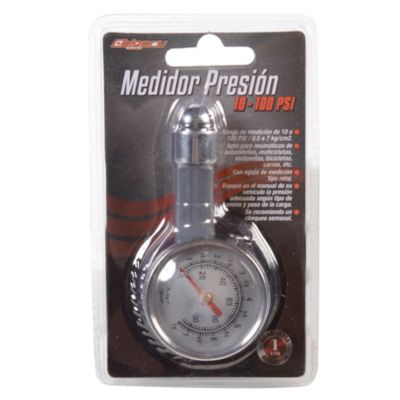 Medidor de Presión 10 - 100 PSI